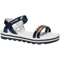 Sapatos Rapariga Sandálias Melania ME6162F8E.A Azul