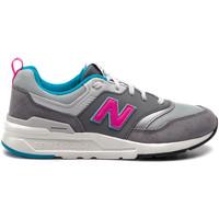 Sapatos Criança Sapatilhas New Balance NBGR997HAH Cinzento