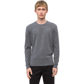 Textil Homem camisolas Calvin Klein Jeans K10K102727 Cinzento