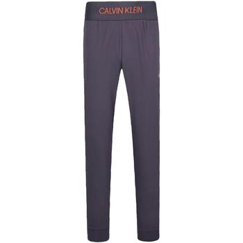 Textil Homem Calças de treino Calvin Klein Jeans 00GMF8P620 Cinzento