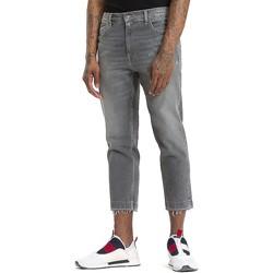 Textil Homem Gangas ¾ & 7/8 Tommy Hilfiger DM0DM04921 Cinzento