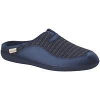 Sapatos Homem Chinelos Grunland CI1402 Azul