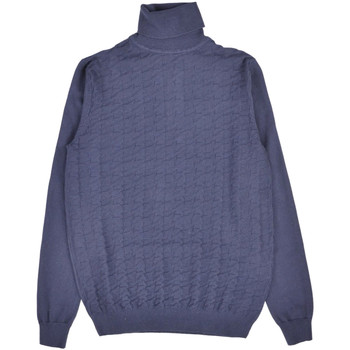 Textil Homem camisolas Antony Morato MMSW00848 YA200055 Azul