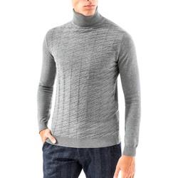 Textil Homem camisolas Antony Morato MMSW00848 YA200055 Cinzento