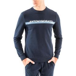 Textil Homem Sweats Antony Morato MMFL00454 FA150048 Azul