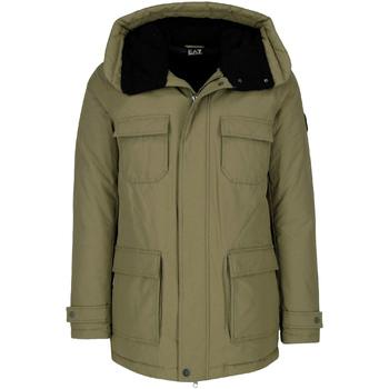 Textil Homem Parkas Ea7 Emporio Armani 6ZPK05 PNN5Z Verde