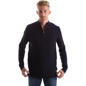 Textil Homem camisolas Gas 561974 Azul