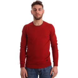 Textil Homem camisolas Gaudi 821BU53003 Vermelho