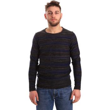 Textil Homem camisolas Gaudi 821BU53012 Cinzento