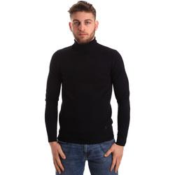 Textil Homem camisolas Gaudi 821BU53016 Azul