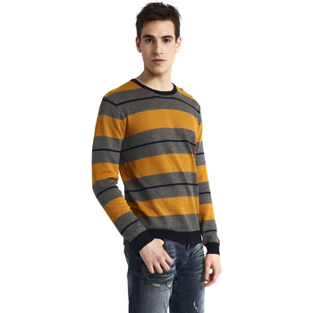 Textil Homem camisolas Gaudi 821BU53017 Cinzento