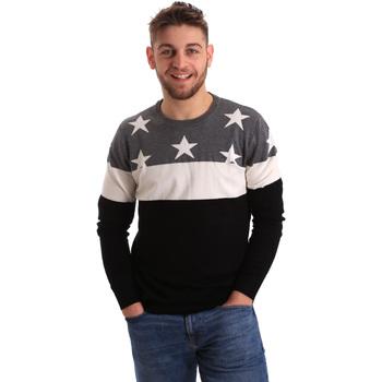 Textil Homem camisolas Gaudi 821BU53029 Cinzento