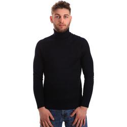 Textil Homem camisolas Gaudi 821BU53034 Azul