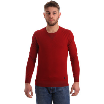Textil Homem camisolas Gaudi 821BU53036 Vermelho