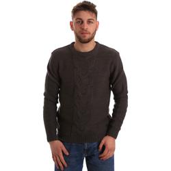 Textil Homem camisolas Gaudi 821BU53042 Cinzento