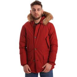 Textil Homem Parkas Gaudi 821FU35017 Vermelho