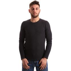 Textil Homem camisolas Gaudi 821FU53016 Cinzento