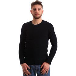 Textil Homem camisolas Gaudi 821FU53016 Azul