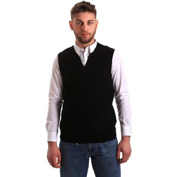 Textil Homem Casacos de malha Gaudi 821FU53025 Preto