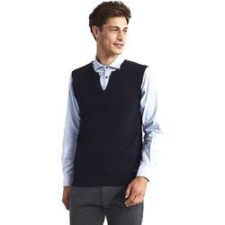Textil Homem Casacos de malha Gaudi 821FU53025 Azul