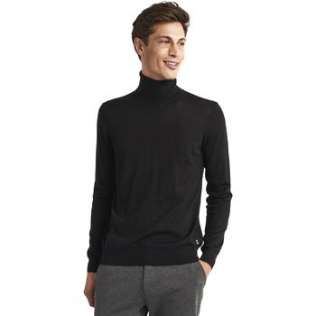 Textil Homem camisolas Gaudi 821FU53083 Preto
