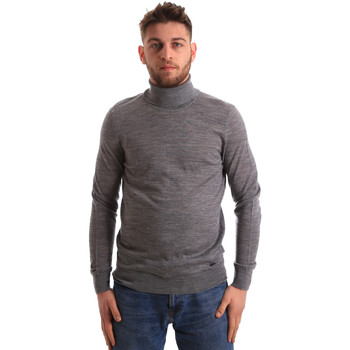 Textil Homem camisolas Gaudi 821FU53083 Cinzento