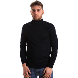 Textil Homem camisolas Gaudi 821FU53083 Azul