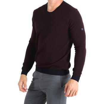 Textil Homem camisolas Navigare NV1013030 Vermelho