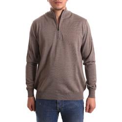 Textil Homem camisolas Navigare NV1100550 Bege