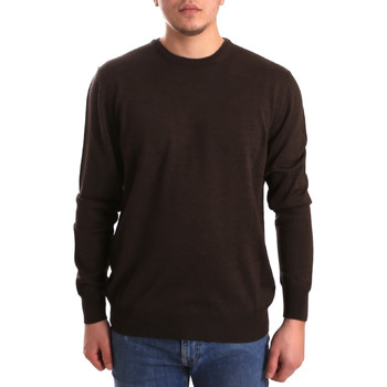 Textil Homem camisolas Navigare NV11005AD30 Castanho