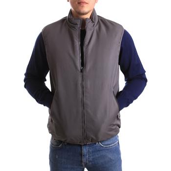 Textil Homem Casacos de malha Navigare NV66009 Cinzento