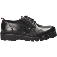 Sapatos Homem Sapatos Exton 390 Preto