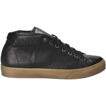 Sapatos Homem Sapatilhas Exton 481 Preto