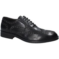Sapatos Homem Sapatos Exton 5358 Preto