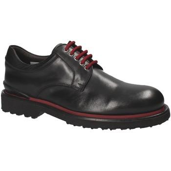 Sapatos Homem Sapatos Exton 940 Preto