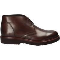 Sapatos Homem Botas baixas Rogers 384_2 Castanho