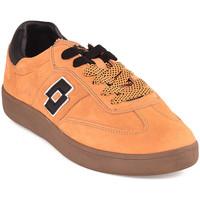 Sapatos Homem Sapatilhas Lotto T7369 Laranja