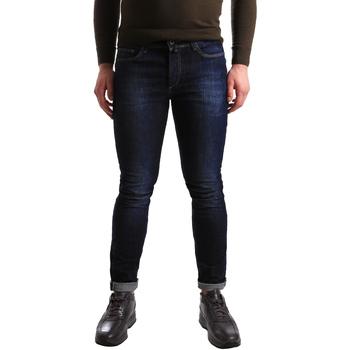 Textil Homem Gangas Skinny U.S Polo Assn. 50780 51321 Azul