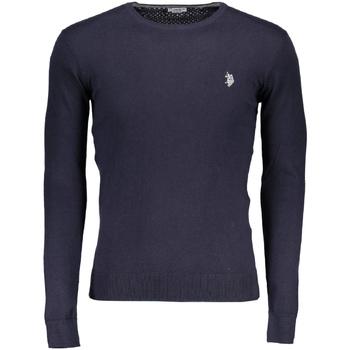 Textil Homem camisolas U.S Polo Assn. 50520 48847 Azul