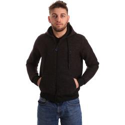 Textil Homem Casacos de malha U.S Polo Assn. 50589 52255 Cinzento