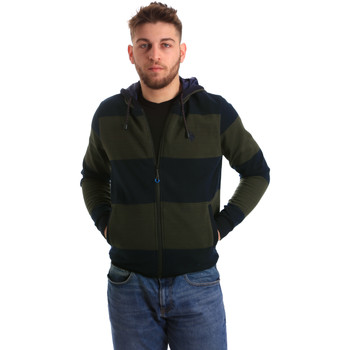 Textil Homem Casacos fato de treino U.S Polo Assn. 50448 49151 Azul