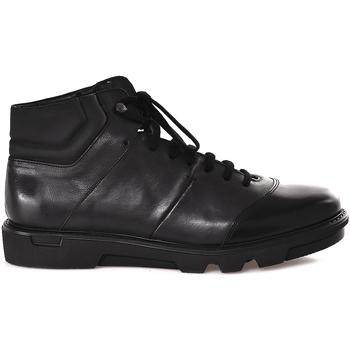 Sapatos Homem Sapatilhas de cano-alto Soldini 20645 3 Preto