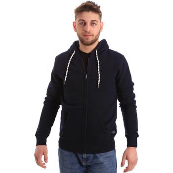 Textil Homem Sweats Key Up 2F01I 0001 Azul
