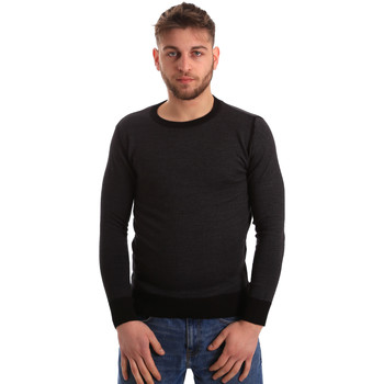 Textil Homem camisolas Bradano 166 Preto