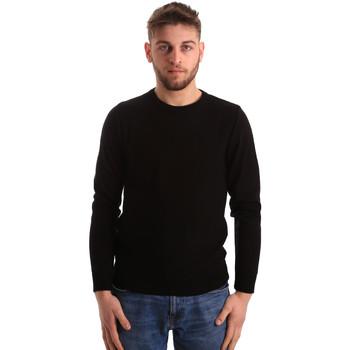 Textil Homem camisolas Bradano 161 Preto