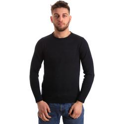 Textil Homem camisolas Bradano 163 Azul