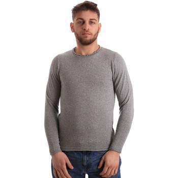 Textil Homem camisolas Bradano 163 Cinzento