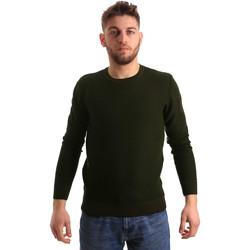 Textil Homem camisolas Bradano 168 Verde
