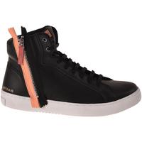 Sapatos Homem Sapatilhas de cano-alto Gas GAM824085 Preto