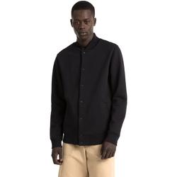 Textil Homem Jaquetas Calvin Klein Jeans J30J307749 Preto